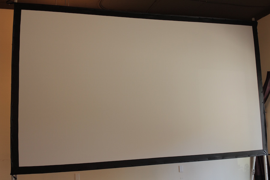 165- Projector Screen 1