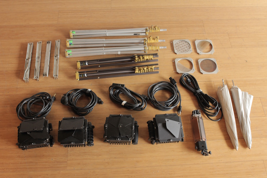 420W + 500W Omni Tota package