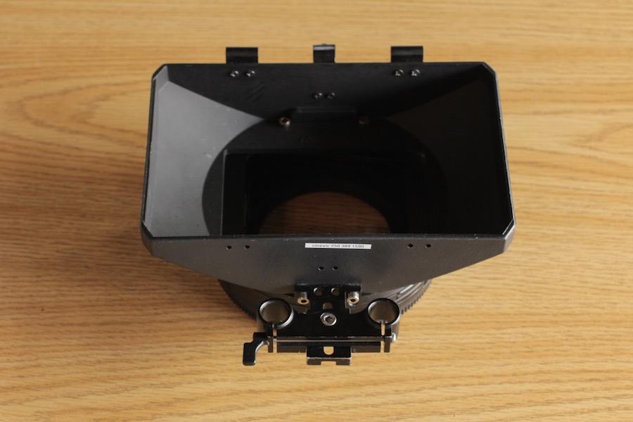 4X4 hardshade mattebox