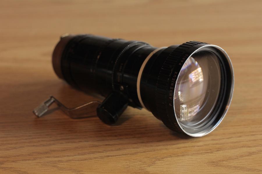 Angenieux 12-120 mm zoom