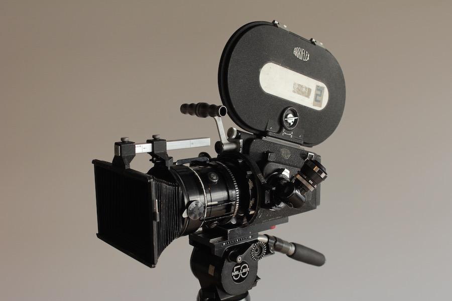 Arriflex BLEQ 16mm Package