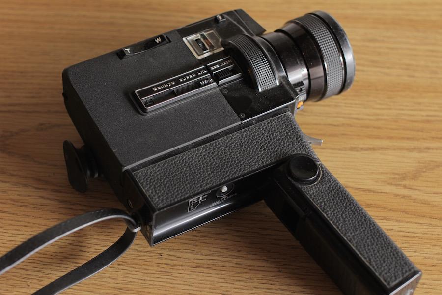 Sankyo Super 8 Macro - Canon