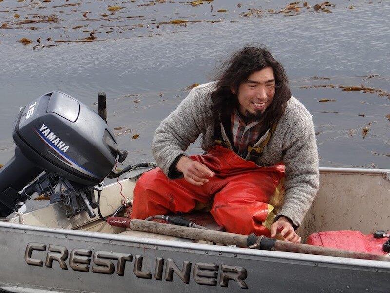 Peter in boat copy web