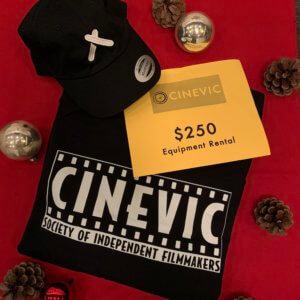 CineVicEquipmentpackage