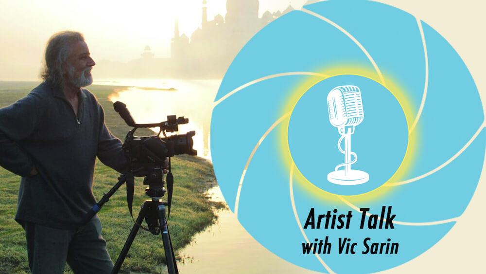 VicSarin artist talk image web