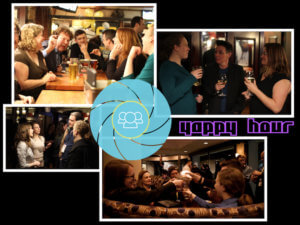 Yappy Hour collage text web